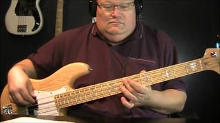 Electric Light Orchestra Xanadu Bass Cover With Notes & Tablature