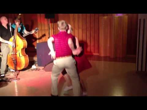 The Unkool Hillbillies vs Rasmus & Tove Boogie woogie part 2 / 3
