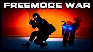 (GTA 5 Online) Last Freemode War on No Death