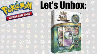 Pokemon TCG Marshadow Shining Legends Collection - Let's Unbox