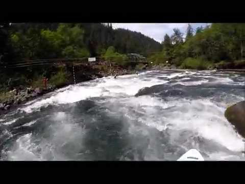 Team Alder Creek: SUP Whitewater  Race