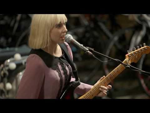 The Joy Formidable - Cradle (Live on KEXP)