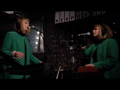 Lucius - Full Performance (Live on KEXP)