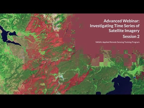 NASA ARSET: LandTrendr Overview & Applications, Session 2/2