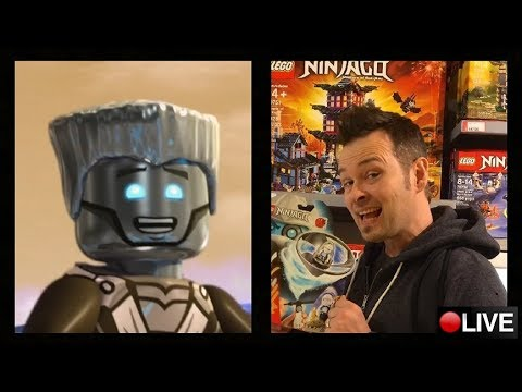 Interview W/ BRENT MILLER (Voice of Zane) LIVE