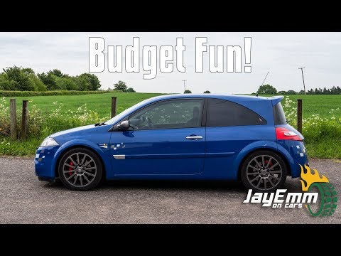 Renault Megane R26 F1 Review - Perfect First Track Car?