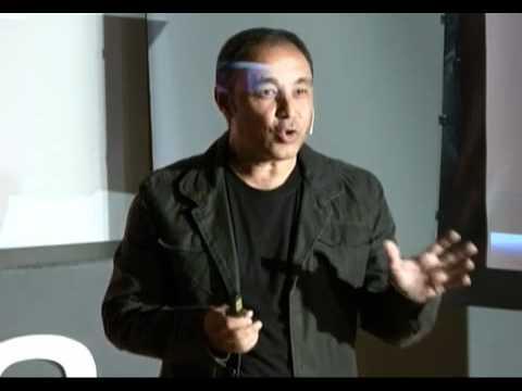 La oportunidad es alcanzada por quienes la persiguen: Ángel Martínez Maestre at TEDxLaRioja