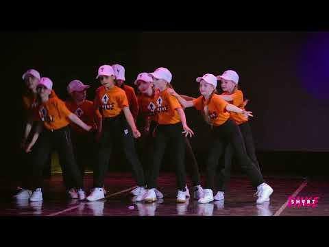"""SMART Dance, хореограф Полина Кроль, """"Только вверх"""""""