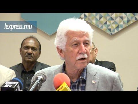 Download Youtube: Conférence de presse du MMM: Bérenger dénonce une manœuvre politique du MSM