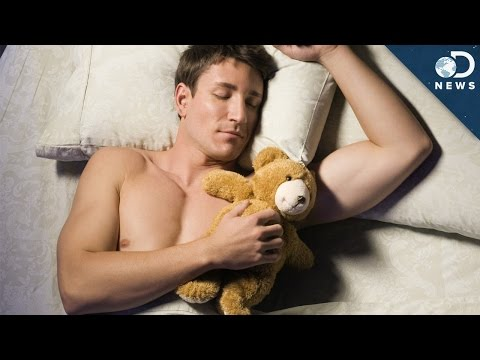 Why You Still Love Your Teddy Bear