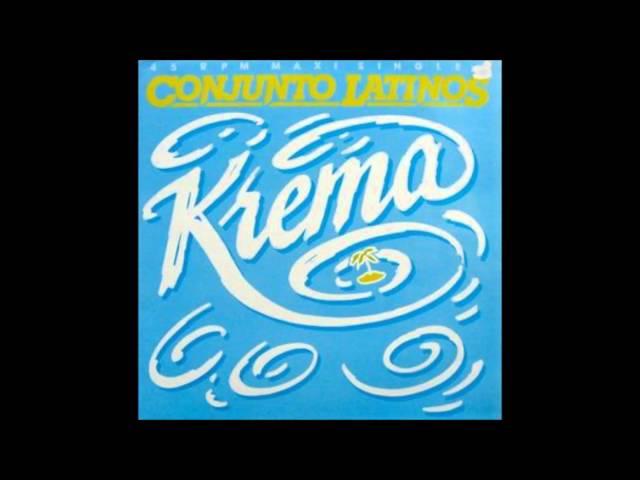 conjunto latinos krema