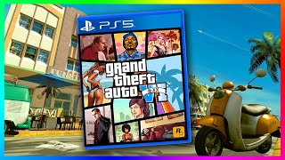 Grand Theft Auto 6 - Announcement Coming Soon, Teaser Trailer, Release Date & MORE! (GTA 6)
