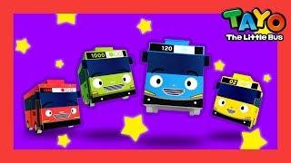 Tayo Lagu Pembukaan Tema Kompilasi mainan kertas l lagu untuk anak-anak l Hey Tayo! l Tayo bus kecil
