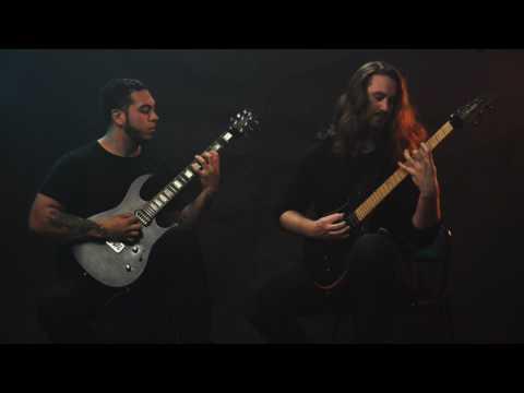 "THE ZENITH PASSAGE - ""The Tenebrous Veil"" Dual Guitar Playthrough | GEAR GODS"