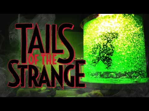 Tails of the Strange 🐾   Official Series Teaser