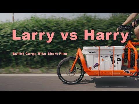 Larry vs Harry 카고바이크 필름 l Bullitt Cargo Bike Short Film