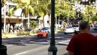 """Hawaii Five-0"" Season 4 FINALE: Car Chase Scene"