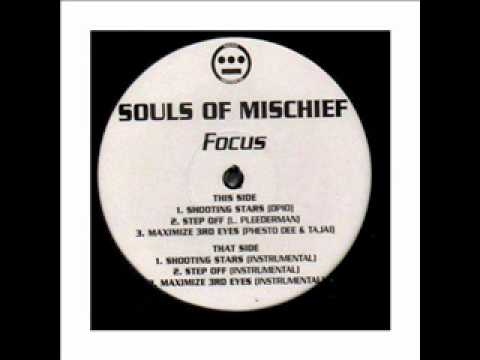 Souls Of Mischief - Step Off (Instrumental)