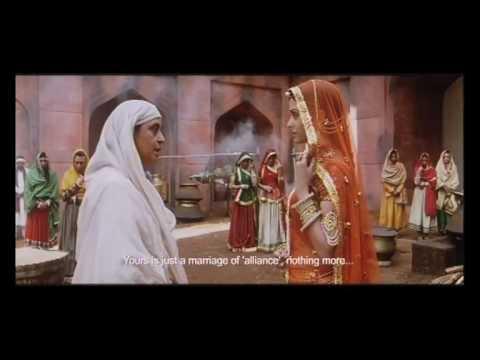 Jodhaa Akbar trailers