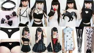 "How to Look Like a ""Bad&Creepy Girl"" 