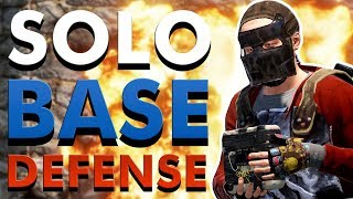 SOLO BASE DEFENSE (ONLINE RAID)