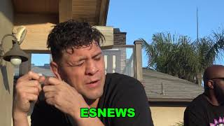 What Did Nick Diaz Says Seconds After Taking Out Opponent EsNews Boxing