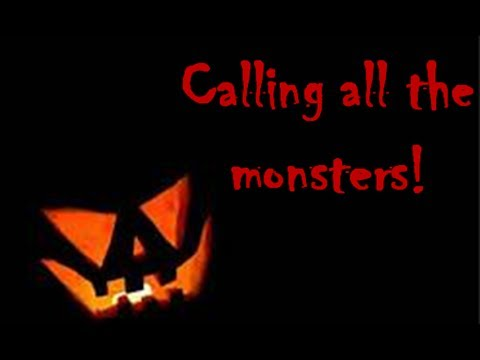 animal jam calling all the monsters!
