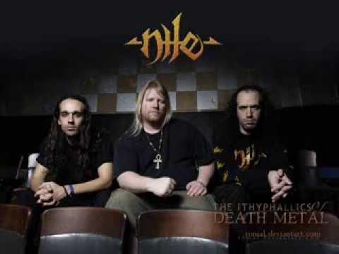 NILE's Karl Sanders Discusses Songwriting, Death Metal Scene, Nile's New Album (2014)