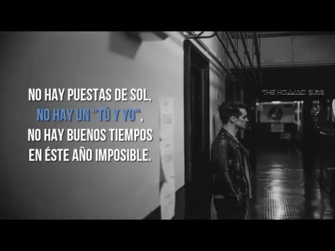 Impossible Year ||  Panic At The Disco||  Traducida Al Español