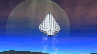 [KSP] Laythe cargo delivery #3