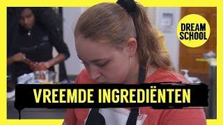 Kun je dat eten? | DREAM SCHOOL | Les 2 van chef-kok Ron Blaauw