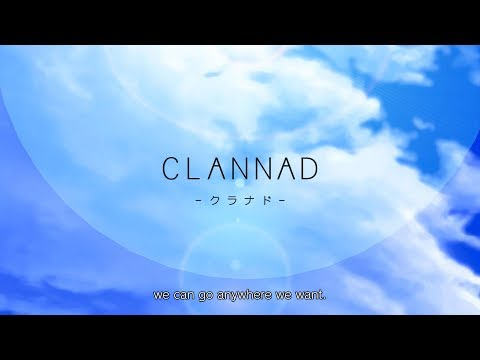 CLANNAD English version | Opening Movie | PS4