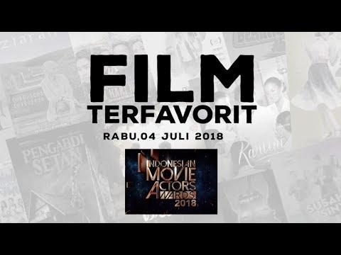 INILAH NOMINASI FILM TERFAVORIT IMAA 2018