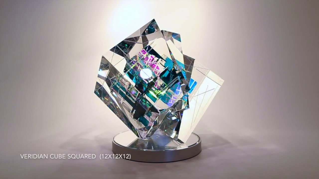 Veridian Cube Squared - YouTube