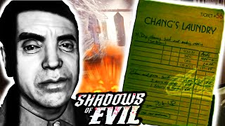 Black Ops 3 Zombies EASTER EGG | MOB OF THE DEAD SECRET NOTE! SAL DELUCA in Shadows of Evil Zombies!
