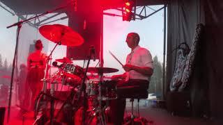 Tahoe Donner - Uptown Funk (Drum Cam)