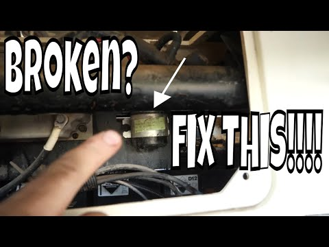 2003 Yamaha G22, 48 Volt Electric - Not Moving, Replace ... on