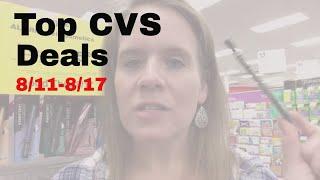 Top CVS Deals This Week: 8/11-8/17
