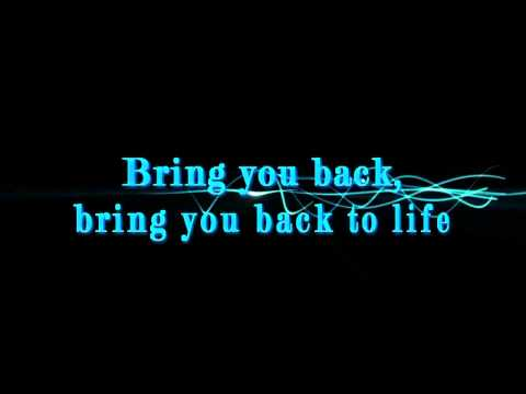 State Your Cause   Bring You Back Lyrics Video