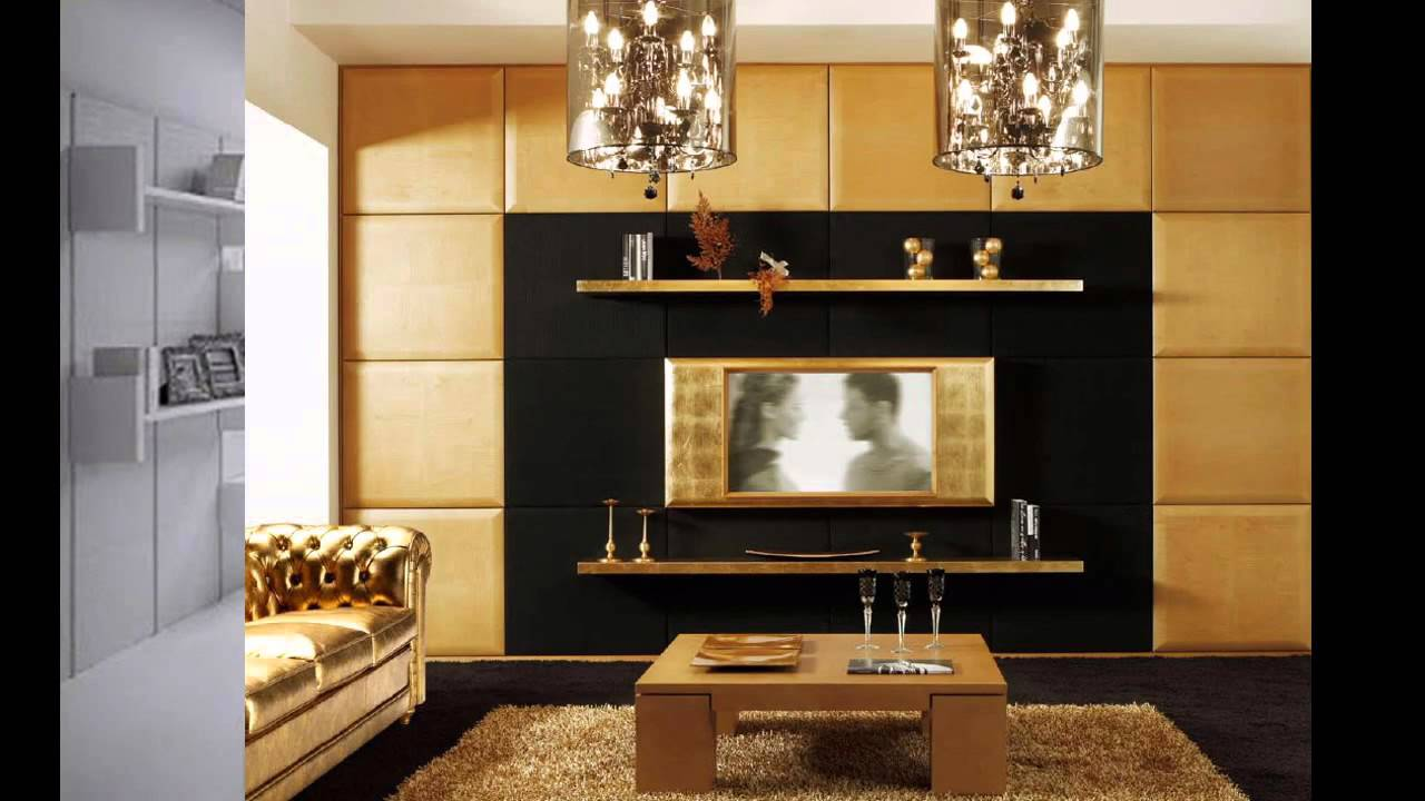 Tv Room Decor creative tv room decorating ideas - youtube