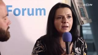 JF-TV: Birgit Kelle und Felix Krautkrämer (Frankfurter Buchmesse 2015)