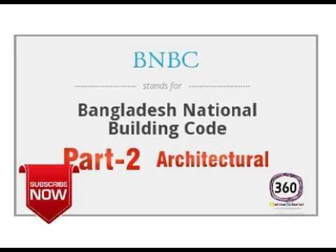 BNBC ESCB training - part-2 ( Architectural )