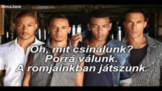 JLS - Broken Strings (Magyar)