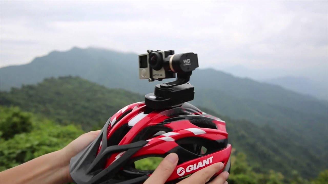 INTRODUCING THE NEW WEARABLE GIMBAL | Feiyu Tech - YouTube
