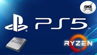 ¡SORPRESA PS5! Primera CONSOLA con CPU RYZEN ¿Cómo afectará?