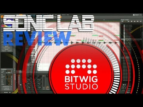 Bitwig Review Part 1