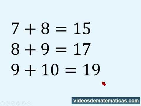 Suma del 1 al 10