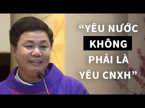 Phát biểu chấn động đầu năm 2018 của Linh mục Nguyễn Ngọc Nam Phong