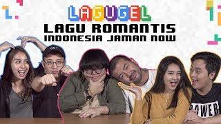 LAGUGEL Lagu Romantis Jaman Now - Anna Ladaena, Kelvin, Clairine Clay & Derryzky