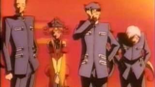 Sailor Moon Vs DJ Satomi - Waves
